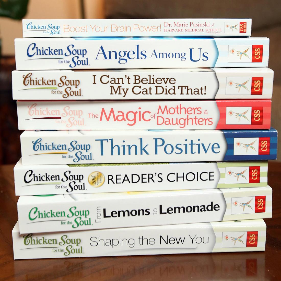 Online Chicken Soups Books  Books Reviews Chicken Soups Books Online